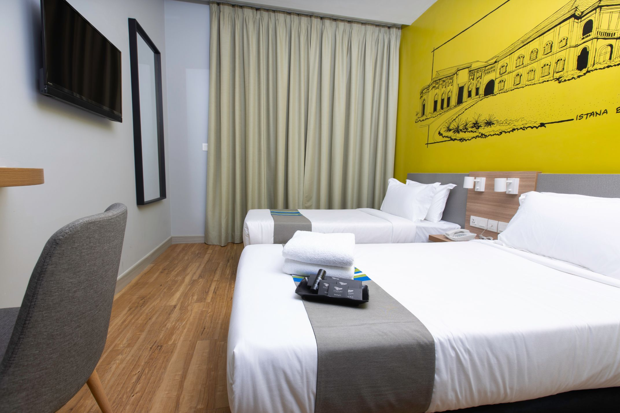 Deluxe Room Without Balcony